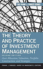 The Theory and Practice of Investment…