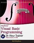 Stephens' Visual Basic Programming…