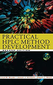 Practical HPLC Method Development av Lloyd…