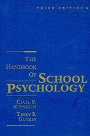 The handbook of school psychology –…