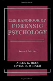 The Handbook of Forensic Psychology (Wiley…