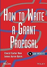How to write a grant proposal de Cheryl…