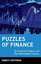 Puzzles of Finance: Six Practical Problems…