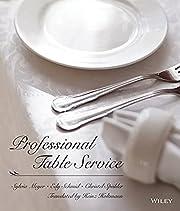 Professional Table Service af Sylvia Meyer