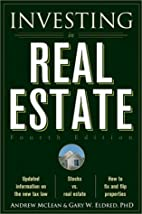 Investing in Real Estate, Fourth Edition by…