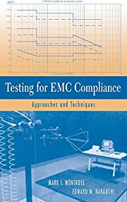 Testing for EMC Compliance: Approaches and…