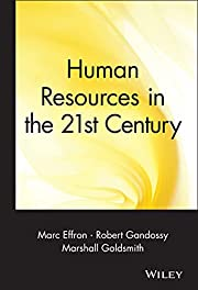 Human Resources in the 21st Century af Marc…
