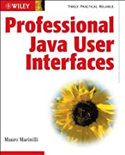 Professional Java User Interfaces –…