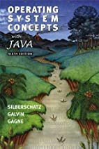 Operating Systems Concepts with Java by…
