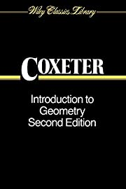 Introduction to Geometry, 2nd Edition de H.…