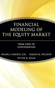Financial Modeling of the Equity Market:…