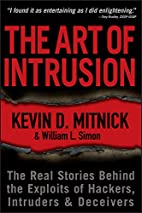 The Art of Intrusion: The Real Stories…