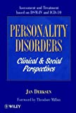 Personality disorders : clinical and social perspectives : assessment and treatment based on DSM IV and ICD 10 / Jan Derksen