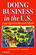 Doing Business in the US: Legal…