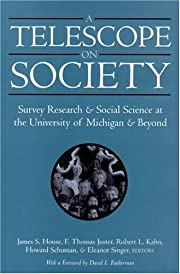 A telescope on society : survey research and…