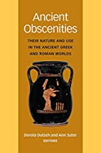 Ancient obscenities : their nature and use…