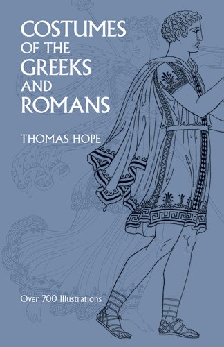Image for Costumes of the Greeks and Romans (Dover Fashion and Costumes)