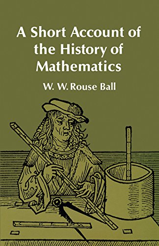 PDF] A Short Account of the History of Mathematics (Dover