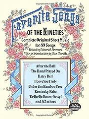 Favorite songs of the nineties : complete…