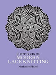 First Book of Modern Lace Knitting (Dover…