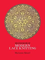 Second book of modern lace knitting af…