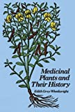 The physick garden : medicinal plants and their history / by Edith Grey Wheelwright ; illustrated by photographs and sketches by Ethel M. Barlow