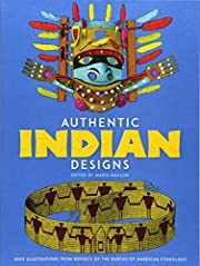 Authentic Indian Designs (Dover Pictorial…