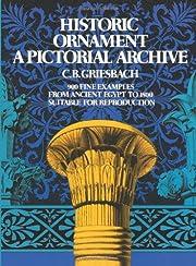 Historic ornament : a pictorial archive :…