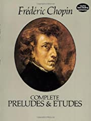 Complete Preludes and Etudes for Solo Piano…