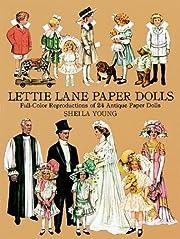 Lettie Lane Paper Dolls por Sheila Young