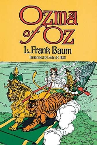 Ozma of Oz (Version 2) (Dramatic Reading)