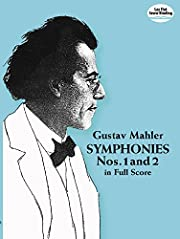 Gustav Mahler: Symphonies Nos. 1 and 2 in…