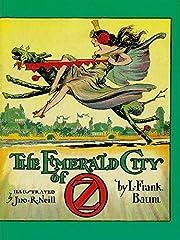 The Emerald City of Oz – tekijä: L. Frank…