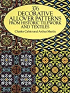 376 Decorative Allover Patterns from…