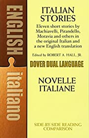 Italian Stories: A Dual-Language Book (Dover…