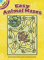 Easy Animal Mazes (Dover Little Activity…
