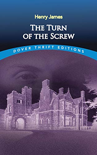 The Turn of the Screw written by Henry James