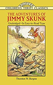 The Adventures of Jimmy Skunk (Dover…