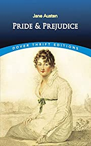 Pride and Prejudice (Dover Thrift Editions)…