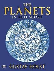 The Planets in Full Score por Gustav Holst