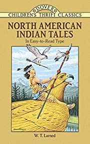 North American Indian tales af W. T. Larned