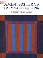 Amish Patterns for Machine Quilting (Dover…