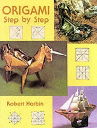Pdf Origami Step By Step Dover Origami Papercraft Free Ebooks