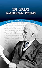 101 Great American Poems (Dover Thrift…