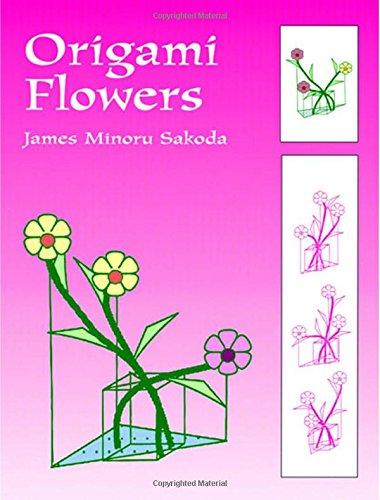 Flowers pdf origami