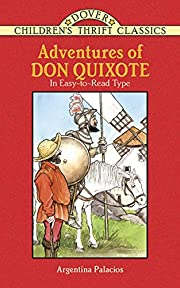 Adventures of Don Quixote (Dover Children's…