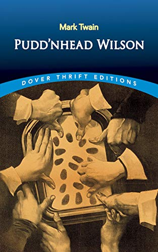 Pudd'nhead Wilson written by Mark Twain