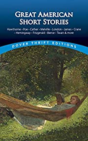 Great American Short Stories (Dover Thrift…