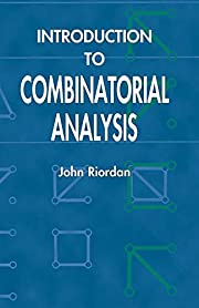Introduction to Combinatorial Analysis…