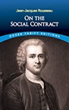 On the Social Contract (Dover Thrift…